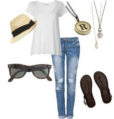 """neutral vintage"" by raegirl96 on Polyvore"