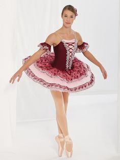 Pirouette - Style 0266 | Revolution Dancewear Ballet Dance Recital Costume