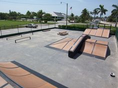 How to Build a Skateboard Park #stepbystep