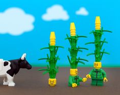 Jeff Friesen's Mini Stereotypes Of LEGO America Are Coming To A Coffee Table Near You