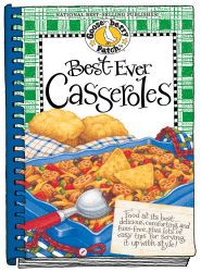 Best-Ever Casseroles Cookbook, now available as an eBook for your Kindle, Nook, Apple, Kobo & Sony devices.