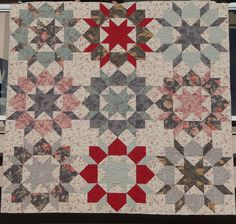 I would love to learn how to quilt some day.