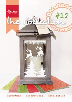 Collection #12 the Christmas special from Marianne Design