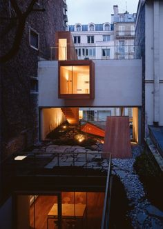 House Galvani, Paris
