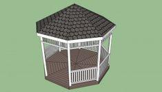 ailer manor, gold award, build thing, scout gold, gazebo design, decor idea, outdoor plan, gazebo plan