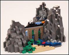 Mountain Train by True Dimensions, via Flickr