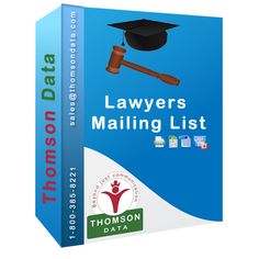 Buy Prepackaged & Customized Lawyers List, Lawyers Mailing List and Lawyers Marketing List By SIC Code That Let You Reach Targeted Markets In The USA, UK, Canada, Europe & Australia!