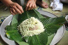 Banh Chung (vietnamese food)