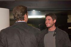 Mike Matheny & David Freese
