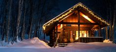 The Home Ranch . . . cabins to rent!