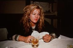 "Nan Goldin 2001, NAN GOLDIN: ""Nan Goldin on Cookie Mueller"" (2001),  AMERICAN SUBURB X.   *texts about Cookie Portfolio by Nan Goldin by herself"