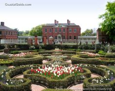Tryon Palace in New Bern NC--Lived there a total of 9 months.