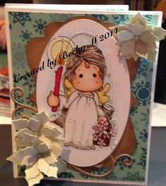 Outside of my # step card. Inspiration  frommycraftroom.blogspot.com