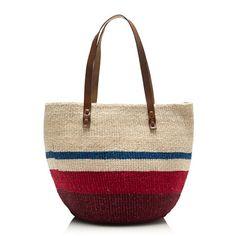 J.Crew - Bamboula Ltd. beach bag