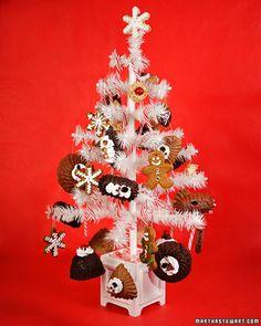 Faux Tart Ornaments