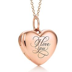 Tiffany & Co  pink gold...