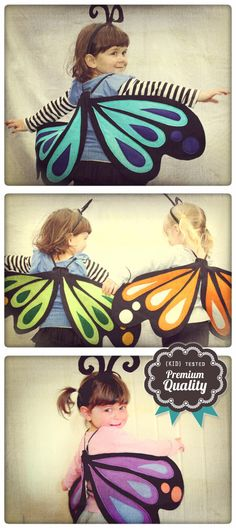 GIVEAWAY - win a pair of Butterfly Wings through KID Independent!   http://kidindependent.com/2013/11/sparrow-b-butterfly-wings/