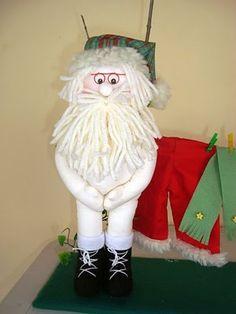 Nana: Papai Noel Peladinho
