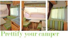 Pink & Polka Dot – Prettify your camper