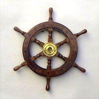ship wheel $20