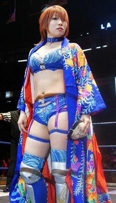 Kana - Japanese Female Wrestling