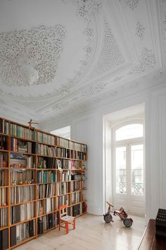 incredible ceiling d