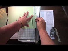▶ Stampin' Up! Envelope Punch Board Not Just Envelopes - YouTube