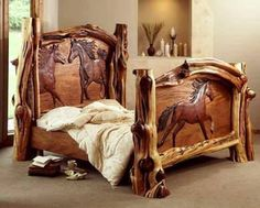 WESTERN BED...I am in love!!