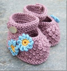 Too cute and looks like a new stitch to learn