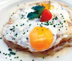 Rösti with Fried Eggs