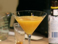 A Celebratory Cocktail