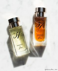 J Crew fragrance / Garance Doré