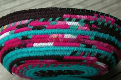 fabric coil basket