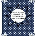 In this Guided Reading Lesson Plan purchase, there are lesson plan outlines for grades 1-5 for both fiction and nonfiction.  In these outlines are ...