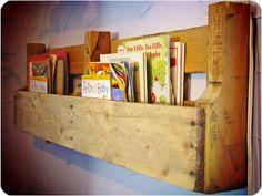 Pallet shelf!
