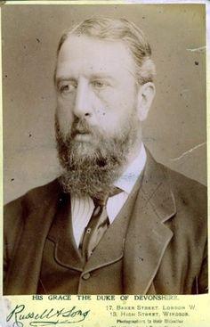 The Duke of Devonshire, a relative of mine.
