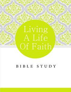 Printable Bible Study
