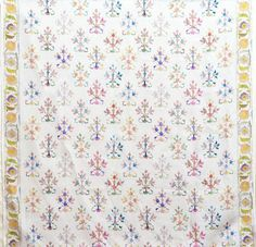 Robert Kime's Seychour pattern fabric