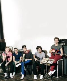 One Direction looking perfect as always