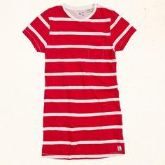 M.Nii striped cotton dress, $88 #madeinusa #madeinamerica