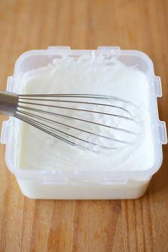 Make your own greek yogurt.