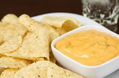 Slow cooker nacho cheese