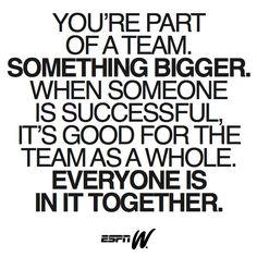 #Team