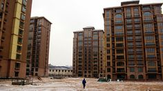 Inner Mongolia News: The biggest ghost town in China
