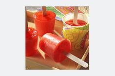 Anyone remember Jello Gelatin (not pudding) Pops?  I miss them so.  This recipe doesn't seem quite right, but I think I'll try it anyway.