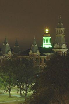 #Baylor University nights