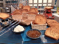 Recetas Juan Manuel Herrera| Pan para tostadas | Utilisima.com