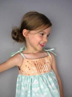 Saudade Sun Dress (+ Top) | Sew Mama Sew |