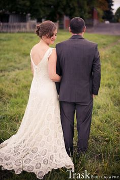 Homemade wedding dress. Slip from mothers wedding dress, lace top made by a friend | Charlotte Trask Photography Wedding Dressses, Lace Tops, Dresses Inspiration, Charlotte Trask, Homemade Wedding Dresses, Wedding Dresses Lace, Wedding Dress Lace, 2013 28 Jpg, Mothers Wedding Dresses