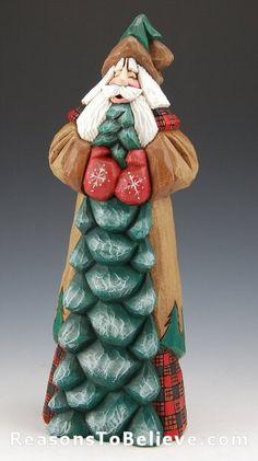 Evergreen Santa - David Francis